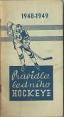 Literatura / Pravidla hokeje 1948 (l)