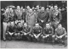 Navrat mistru 1949 VIP / PŘED ODJEZDEM (velký)