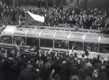 Navrat mistru 1949 VIP / TRIUMFÁLNÍ JÍZDA (velký)